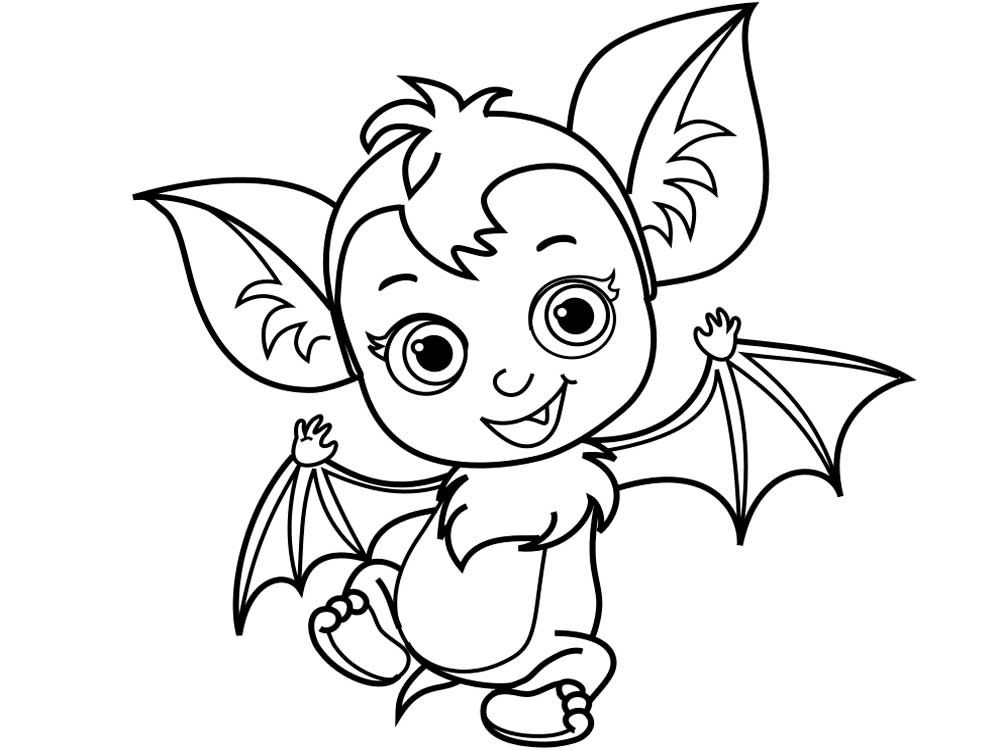 Vampirina Coloring Pages Best Coloring Pages For Kids Bat Coloring Pages Halloween Coloring Sheets Halloween Coloring Book