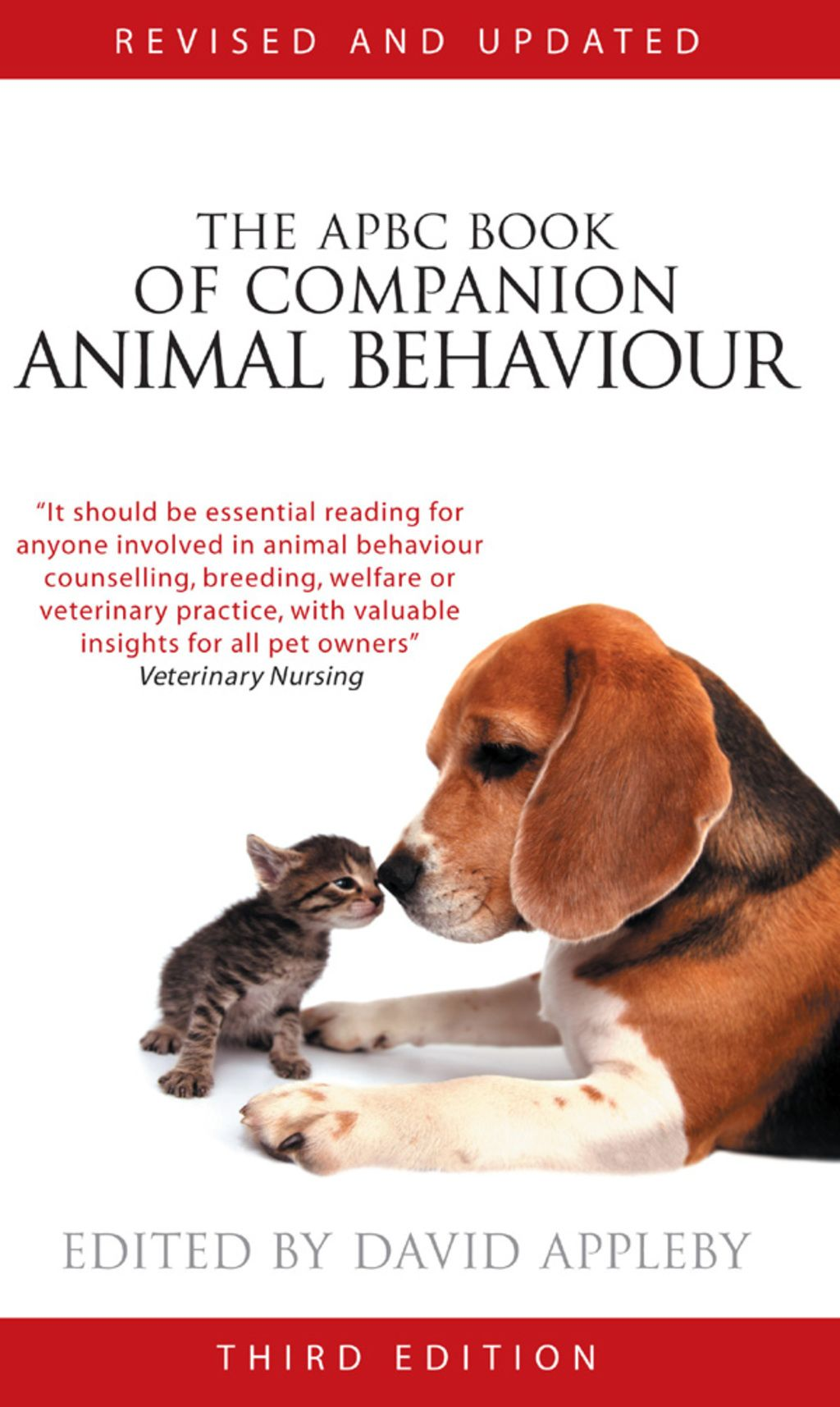 The Apbc Book Of Companion Animal Behaviour Ebook Products In