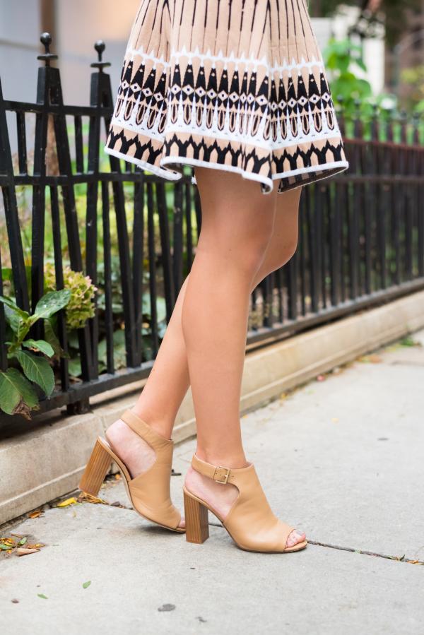 4edcc0d6c1a0  KateSpadeNY Stacked Heel Sandals