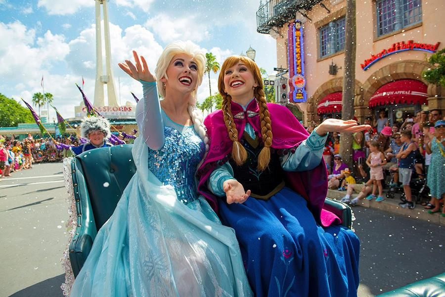 Reservations for the Frozen Summer Fun Premium Package at Disney's Hollywood Studios are now available for dates starting June 17 to September 7! Have a day fit for Arendelle royalty, with reserved viewing to a trio of Frozen Summer Fun experiences, cool refreshments and a dessert party.