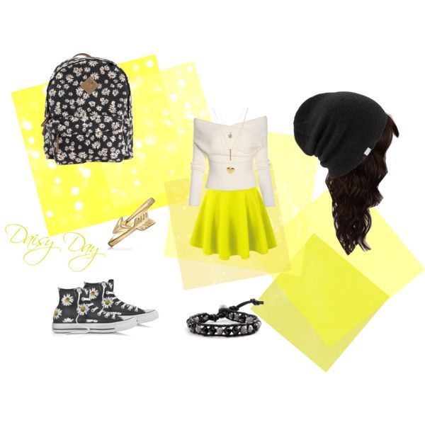 """Daisy Day"" by amakz on Polyvore"