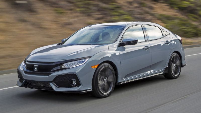 Hot Or Not 2017 Honda Civic Hatchback First Drive Honda Civic Hatchback Honda Civic Civic Hatchback 2017