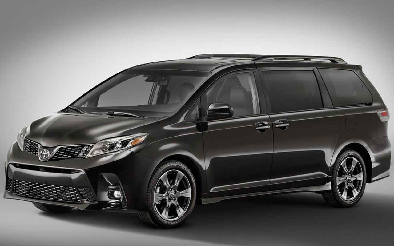 2019 Toyota Sienna Rumors Redesign Specs Features 2019 Toyota Sienna Will Be The Best Result That Toyota Can Do For The Futur Toyota Sienna Mini Van Toyota
