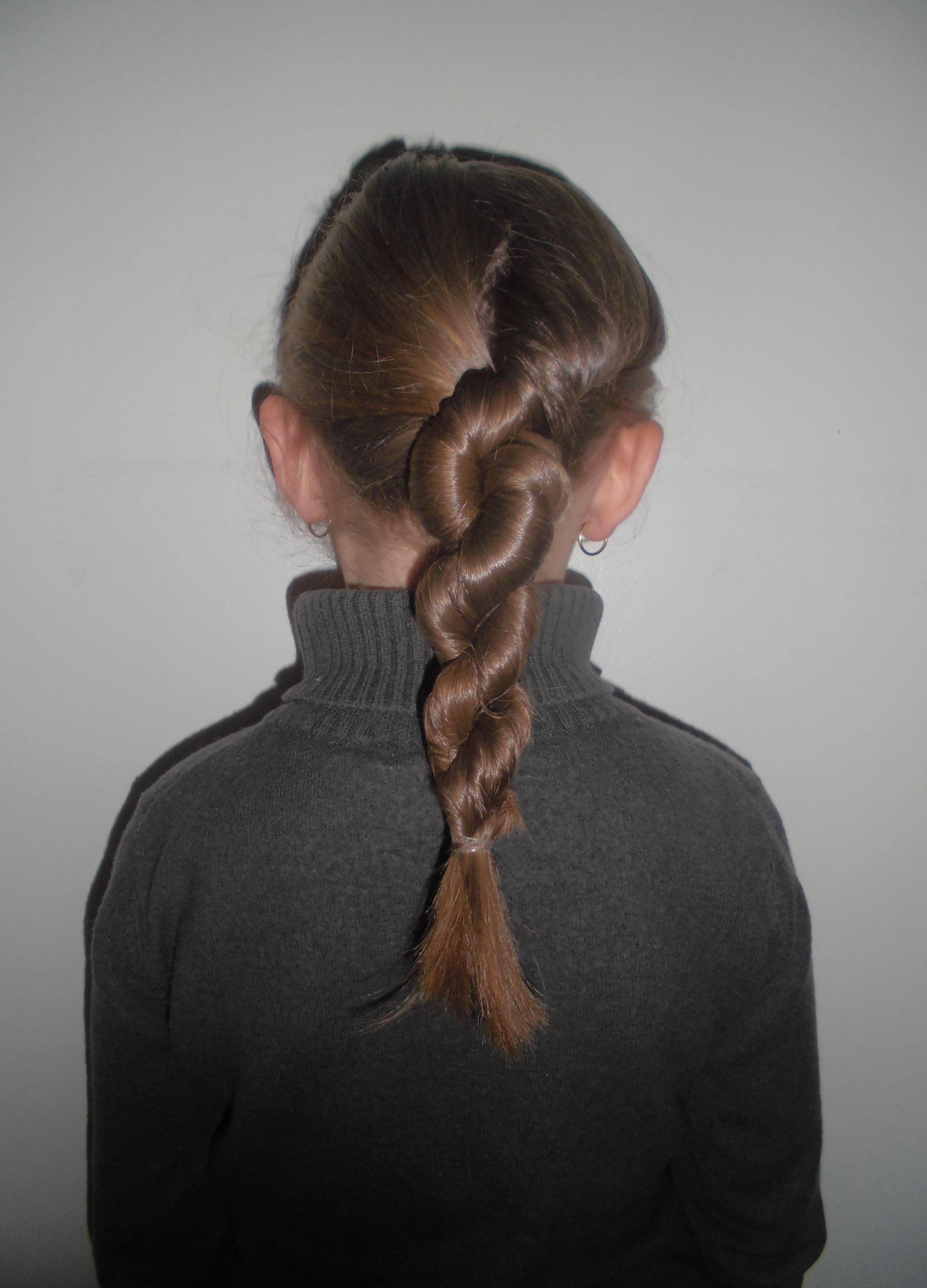 The Twisting Braid