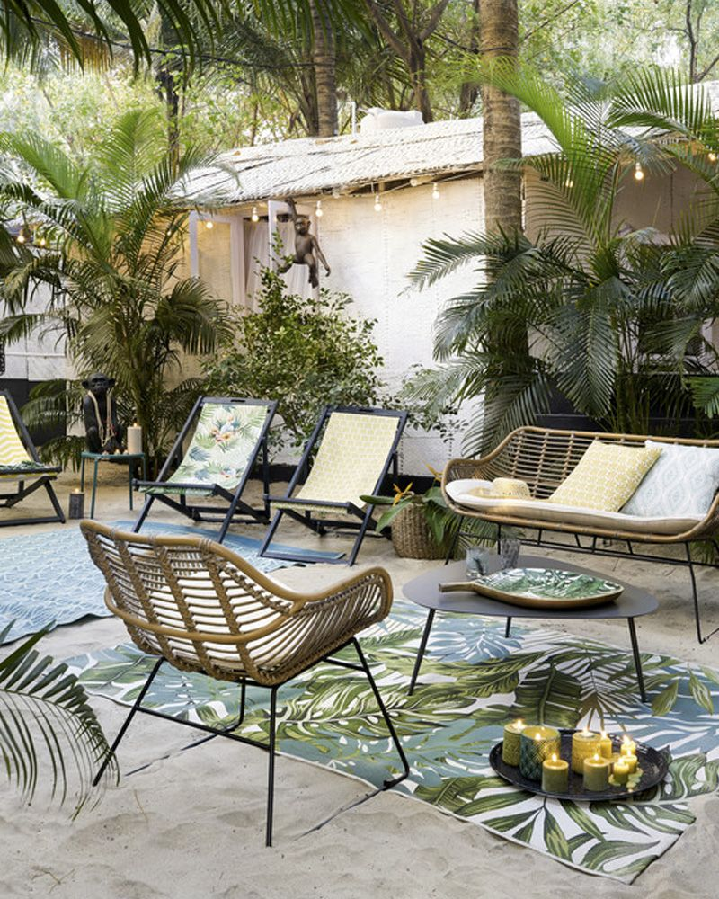 10 tapis d\'extérieur pour la déco de votre terrasse ...