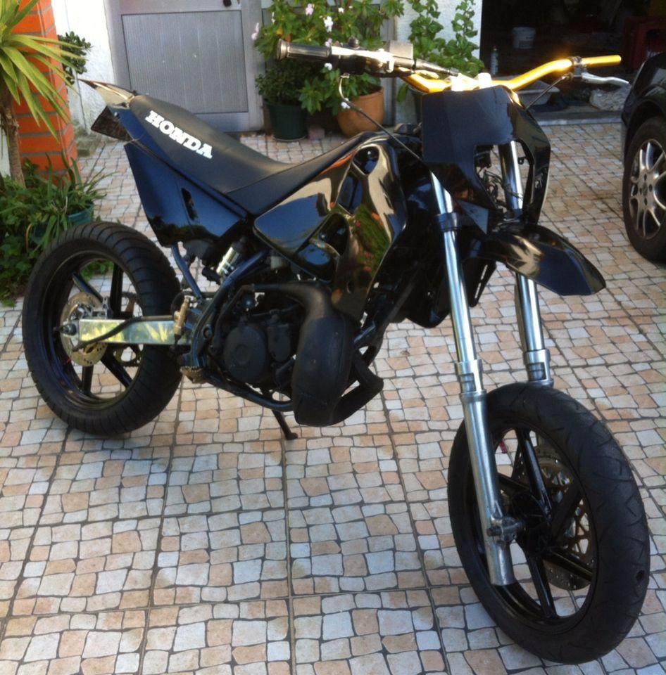 honda crm 125 cc de lucio motos honda 125 honda e. Black Bedroom Furniture Sets. Home Design Ideas