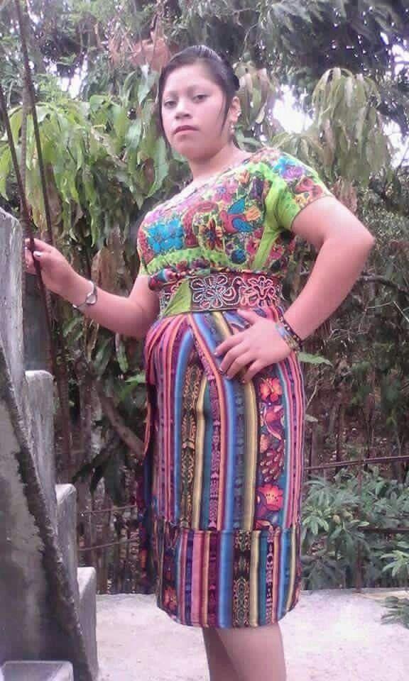 Woman Totonicapan