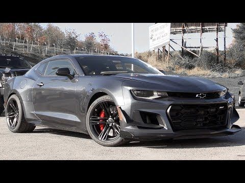 2019 Chevrolet Camaro Zl1 Review Youtube Chevrolet Camaro Zl1