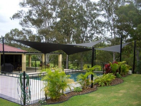 Shade Sails by All Shade Solutions \u2013 Perfect To Create Shade in Your