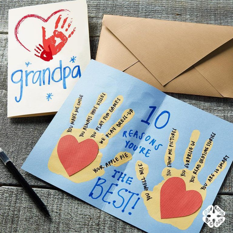 Grandparents Day Gift Ideas That You Can Make Yourself