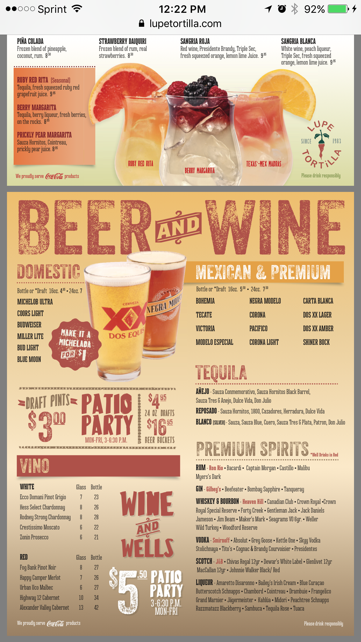 Great Focal Points On Drink Prices And Other Impt Deals Friday Happy Hour Happy Hour Happy Hour Menu