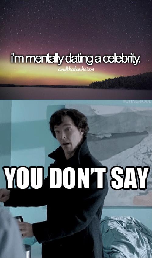Sherlock dating