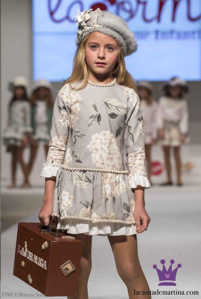 ec496da9eee50 8 TENDENCIAS en moda infantil Otoño Invierno 2016 17 ♥ FIMI Madrid 82 Ed.1ª  Parte   Blog de Moda Infantil