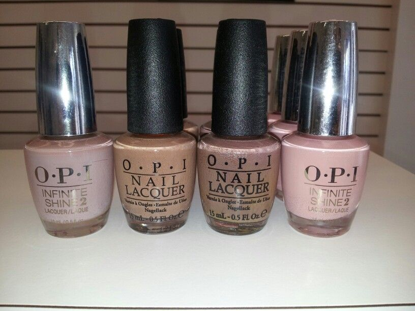 Opi Infinite Shine You Can Count On It Your New Fall 2015 Opi Shades Available At Merle Norman In Hays From Left To Right Infinite Shine It Never Ends San Ta Infinite Shine Pink Nails Red Nails