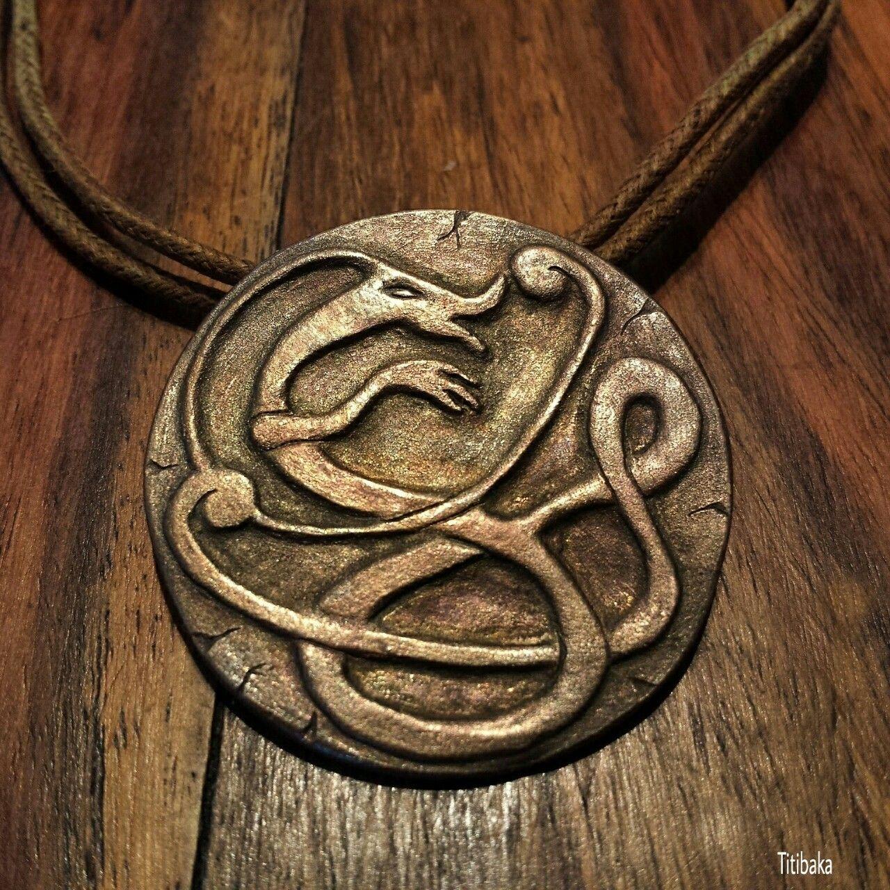 "titibaka: "" Jormungand, Midgard Serpent. "" | Glitch In the ..."