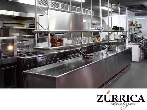 Las mejores cocinas industriales las cocinas industriales se caracterizan por su gran tama o y - Comedores escolares barcelona ...