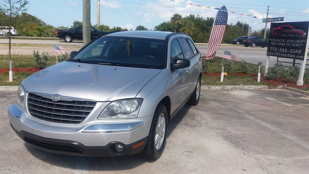Sold 2005 Chrysler Pacifica Ov S Auto Sales 4609 N Us Highway