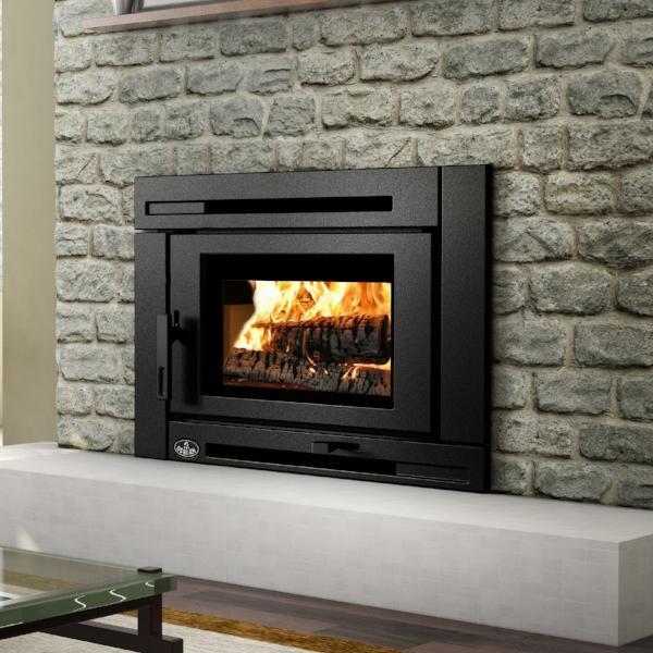 Osburn Matrix Wood Insert   Wood burning fireplace inserts, Wood burning  insert, Wood burning stove insert