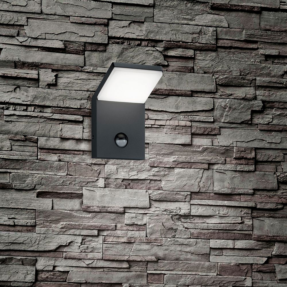 LED Aussen-Wegeleuchte mit Bewegungsmelder ...