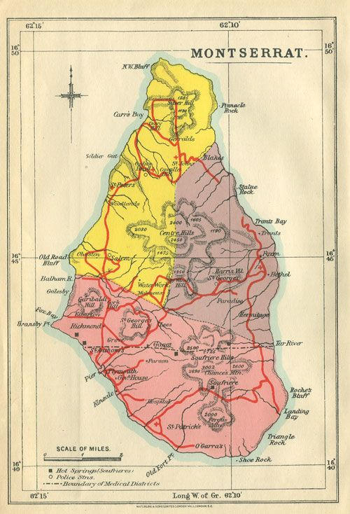 Map of Montserrat 1936 - How the island looked a few years ... Show Me A Map Of Montserrat on map of antigua, map of chaguaramas, map of republic of kiribati, map of roslindale village, map of dominica, map of aland islands, map of rota island, map of pridnestrovie, map of republic of macedonia, map of cuba, map of barbados, map of balkan area, map of current volcanic activity, map of the bahamas, map of jamaica, map of st lucia, map of mozambique company, map of sint eustatius, map of suriname, map of republic of san marino,