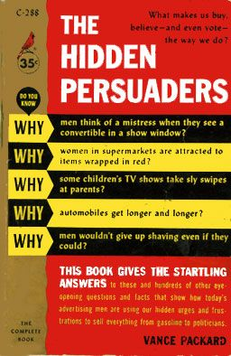 summary of the hidden persuaders by | book summary and critique: the hidden persuaders summary of the hidden persuaders by vance packard 1 the depth approach.