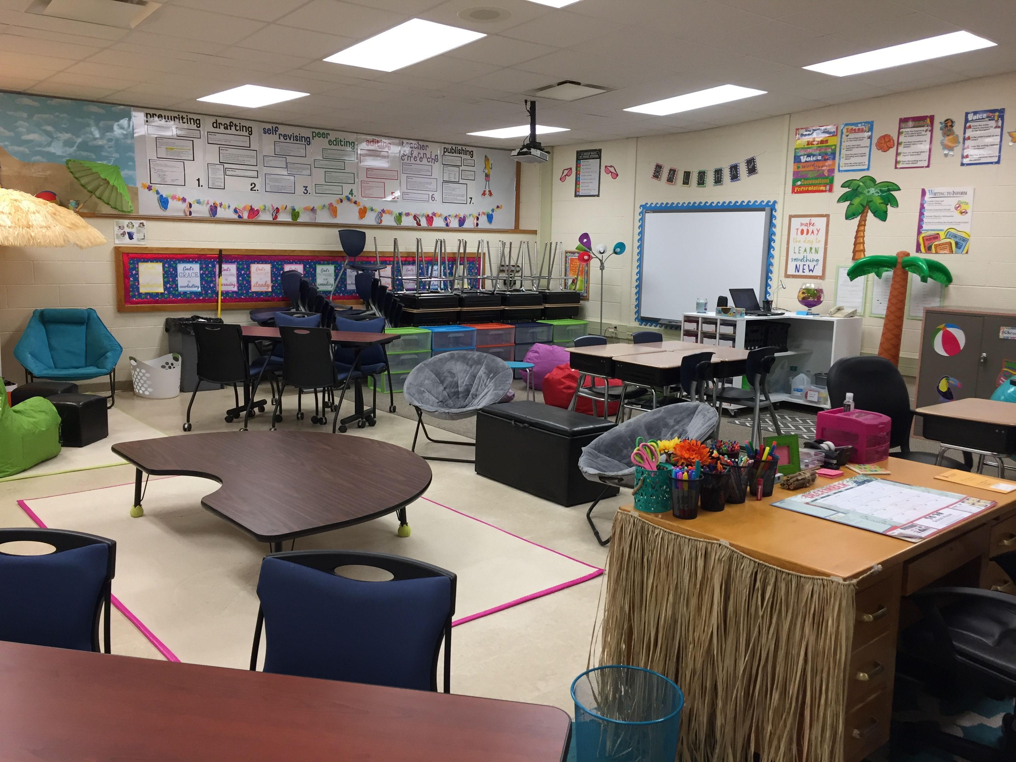 Image Result For Flexible Seating Intermediate Classroom Teaching