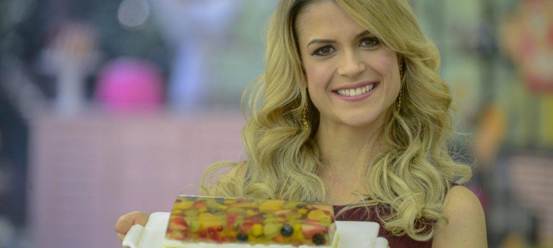 Junior Bake Off Brasil Aprenda A Receita Da Torta Vitrine De