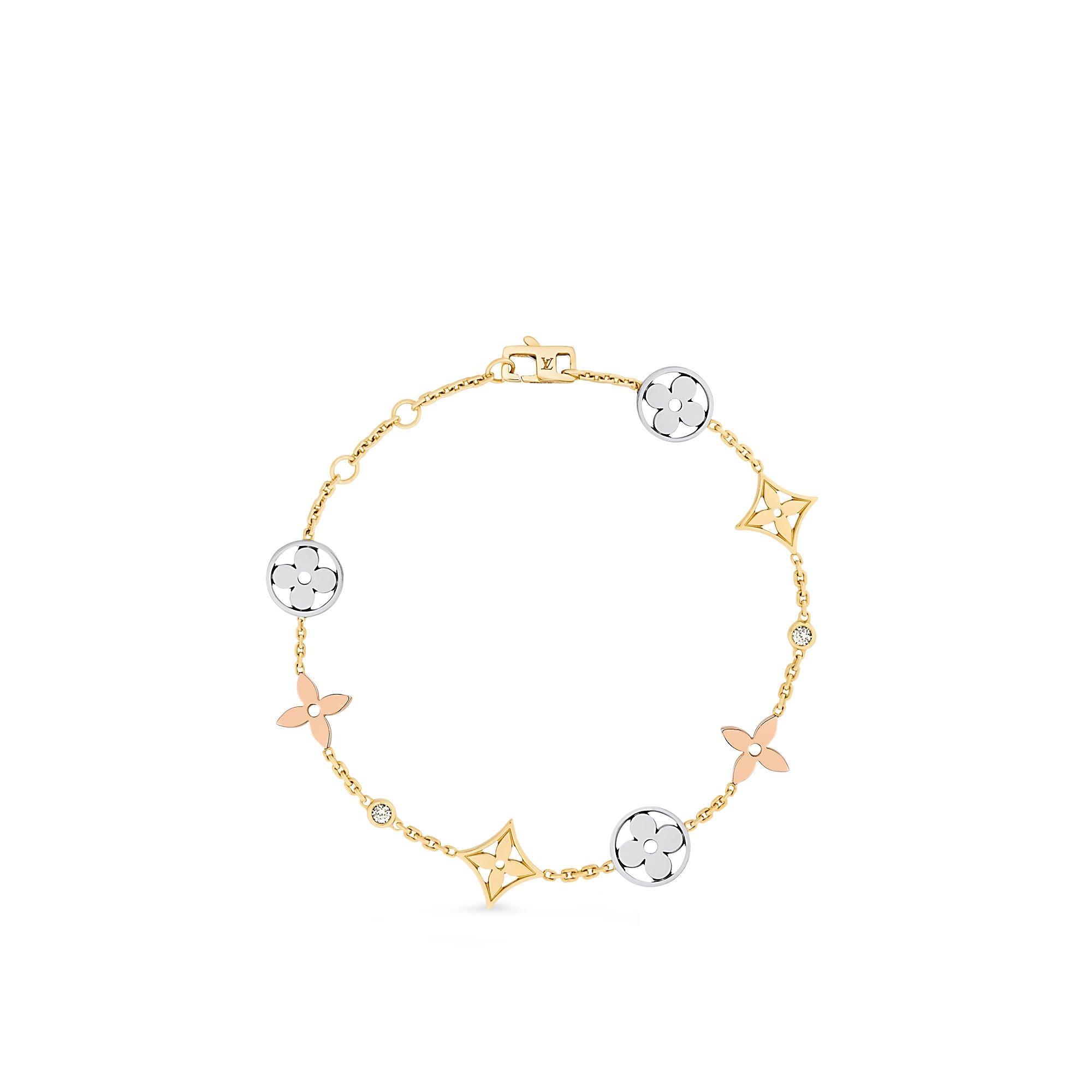aaddbf339944 good louis vuitton bracelet mode femme bijoux bijoux louis vuitton louis  vuitton monograme with bracelet mode