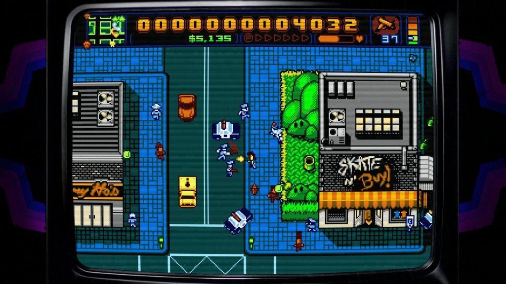 retro city rampage 0327153 Retro, Games, Video game news