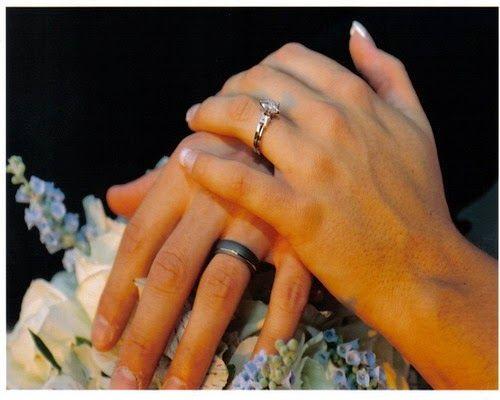 لماذا يلبس خاتم الخطوبة في اليد اليمنى وخاتم الزواج في اليسرى Wedding Rings For Women Wedding Bands Wedding Rings