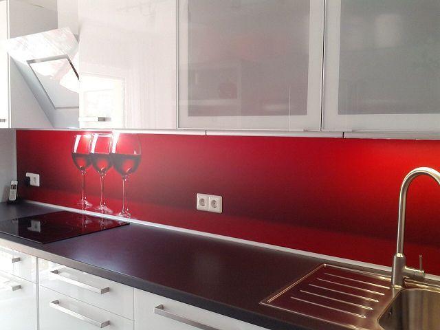 kuechenrueckwand Küchenrückwände Pinterest - nischenplatten für küchen