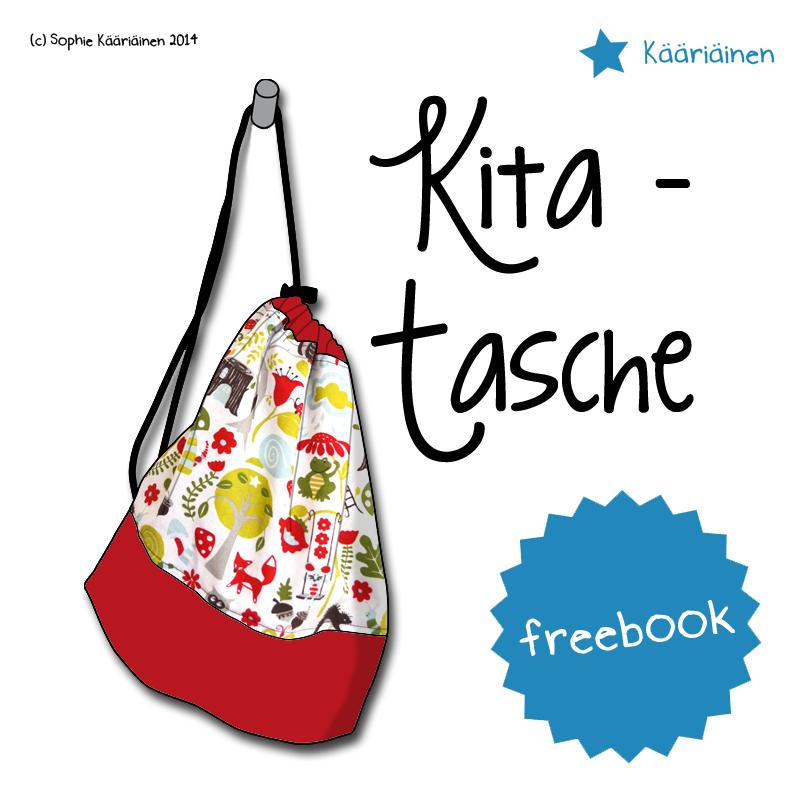 Turnbeutel, Wäschebeutel nähen | Schule, Kita & Co - Freebooks Nähen ...