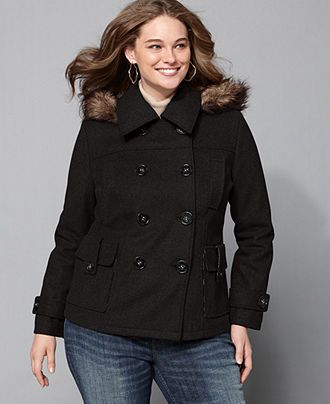 3ccedb060bb Dollhouse Plus Size Coat