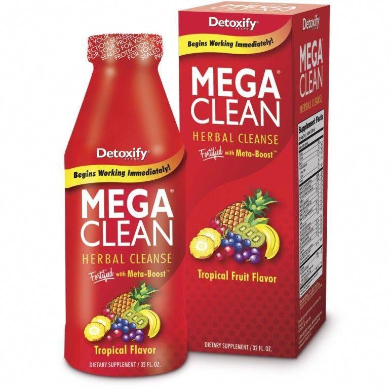 mega clean detox drink for thc #TheNaturalColonCleanse