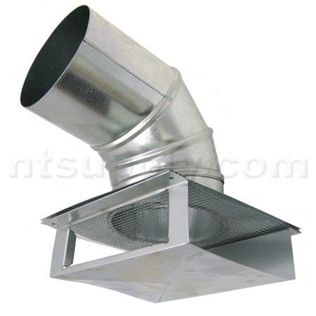 6 Universal Wall Soffit Exhaust Vent You Can Find More Details By Visiting The Image Link Exhaust Vent Roof Vents Image