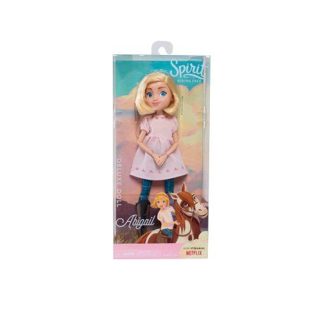 Spirit Riding Free Deluxe Doll Abigail