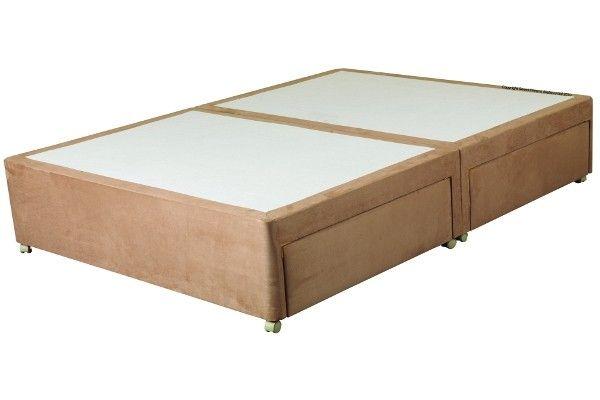 Super king bed base only