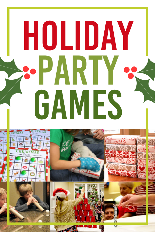 Top 50 Christmas Party Games For 2020 The Dating Divas Holiday Party Games Fun Christmas Party Games Christmas Party Games