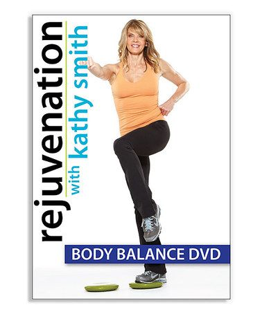 This Body Balance DVD by Kathy Smith is perfect! #zulilyfinds