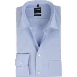 Photo of Olymp Luxor Shirt Modern Fit Light Blue Olympolymp
