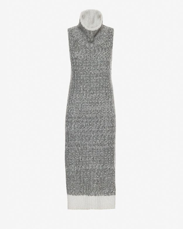 f6458fb22a5 rag   bone Makenna Turtleneck Sweater Dress  This sleeveless ...
