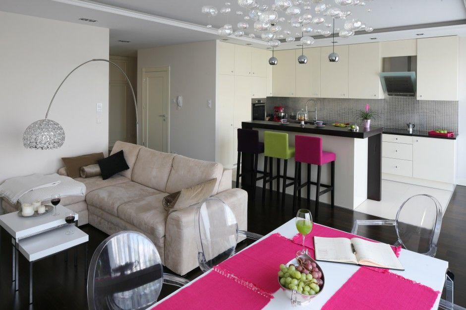 Kuchnia Otwarta Na Salon Zobacz Stylowa Kobieca Aranzacje Home Decor Kitchen Kitchen Decor Home Decor