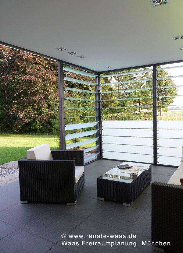 terasse, jalusien lösung | Garten | Pinterest | Cozy and Spaces