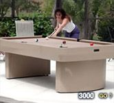 Outdoor Pool Tables By Gameroom Concepts Unlimited Outdoor Pool Table Outdoor Pool Outdoor