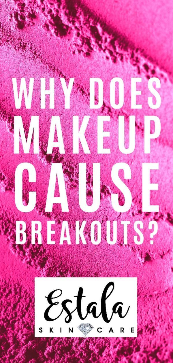 3 Hidden Causes For Your Acne Breakouts Face care acne