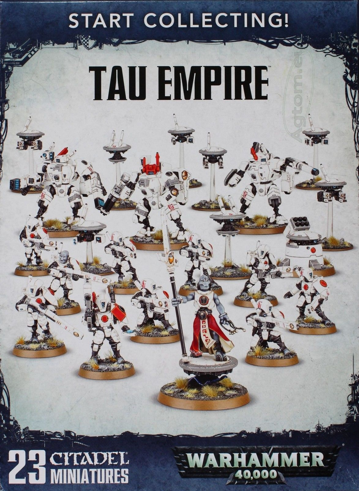 Warhammer 40K Start Collecting Tau Empire; Factory Sealed Box Set