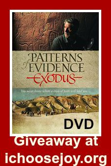 Review Giveaway Patterns Of Evidence Exodus Dvd Christian