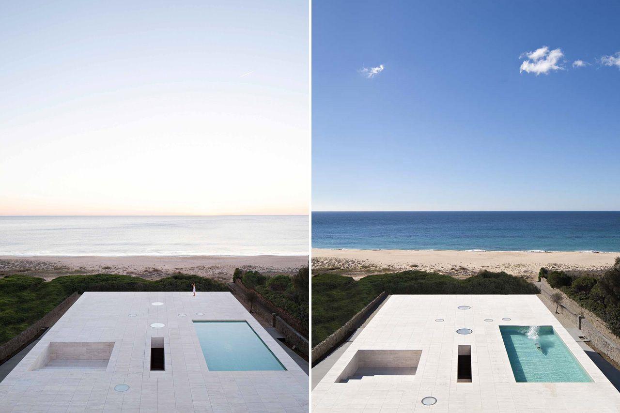 Alberto campo baeza casa dell infinito c diz spagna for Architettura case moderne idee