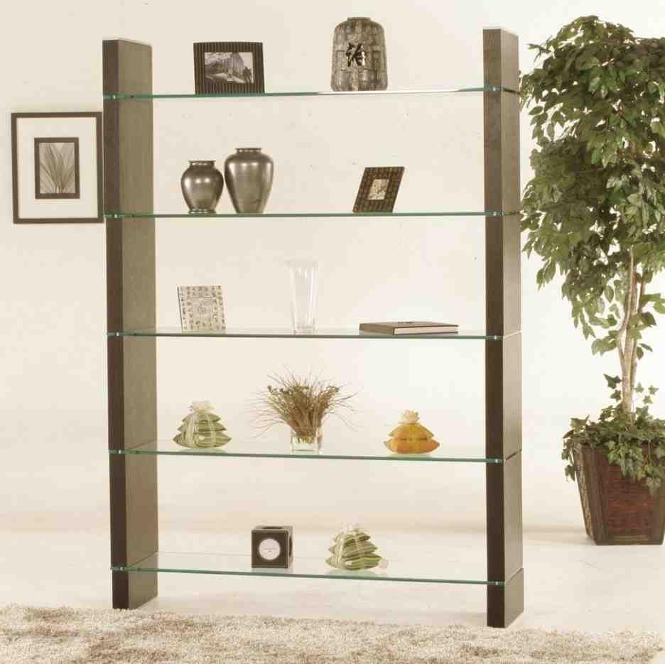 Glass Shelves For Living Room Decorative Room Dividers Glass