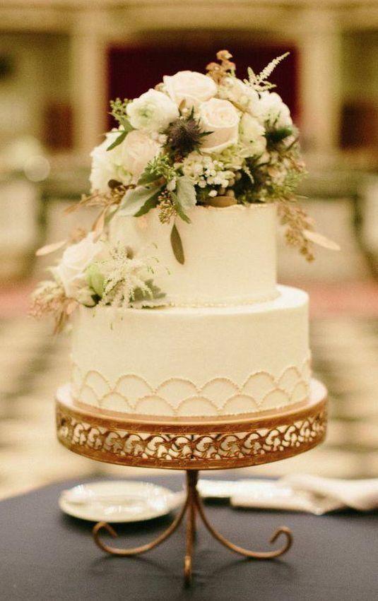 Wedding Cake Inspiration - Photo: Katie Kett Photography | Wedding ...